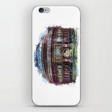 Royal Albert Hall - London iPhone & iPod Skin