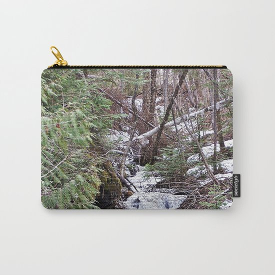 High Mountain Creek Carry-All Pouch