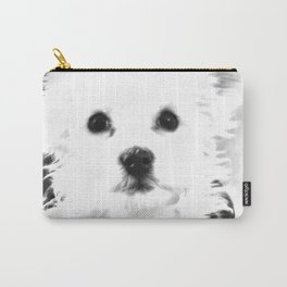 Cute dog Carry-All Pouch