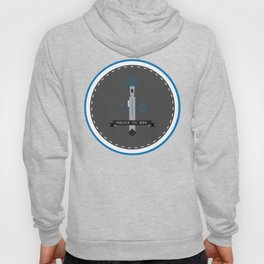 10th Doctor's Sonic Screwdriver - Doctor Who Hoody