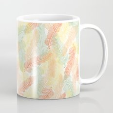Feathers in the air Coffee Mug