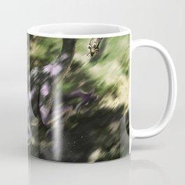 Brave Lizard Coffee Mug