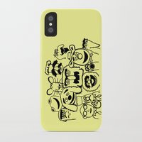 muppet iPhone & iPod Cases featuring Muppet line by BlackBlizzard