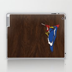 Modern Day Woodpecker Laptop & iPad Skin
