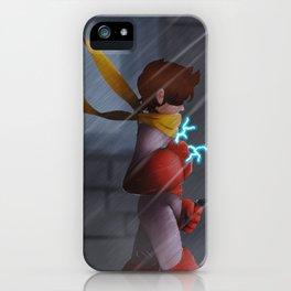 Proto Man - My Boy (Part 2) iPhone Case