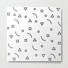 Papelillos  Metal Print