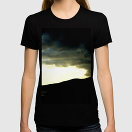 DARK BLUE SKY T-shirt