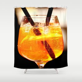 Cheers! Cocktail Drink #decor #society6 Shower Curtain