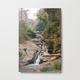 Cascade 1 Metal Print