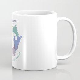Painter's Brush Coffee Mug