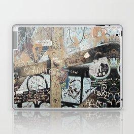 Graffiti wall 2 Laptop & iPad Skin