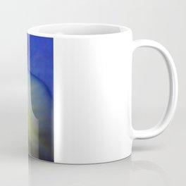 Flower Blue Yellow Coffee Mug