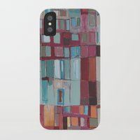budapest iPhone & iPod Cases featuring Budapest by constanza briceno