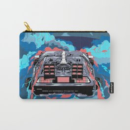 Back to the Future 2 (BTTF 2) Carry-All Pouch