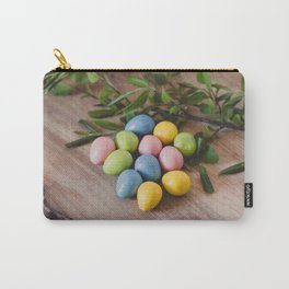 Easter Eggs 18 Carry-All Pouch