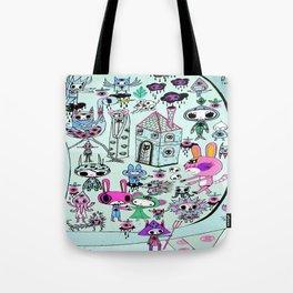 skellingpop Tote Bag
