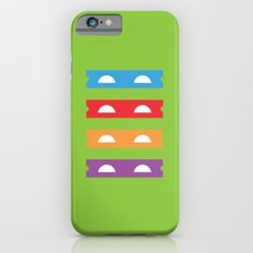 Teenage Minimal Ninja Turtles Slim Case iPhone 6s