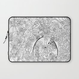 Other Worlds: The Kingdoms Laptop Sleeve