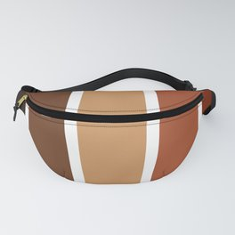 Stripes Pattern No.2 Fanny Pack
