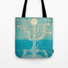 Eye Sea Tote Bag