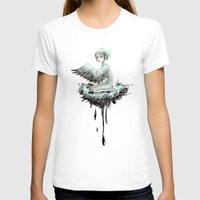 mythology T-shirts featuring Nest by Freeminds
