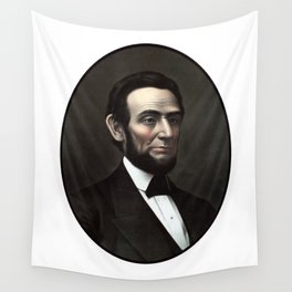 President Abraham Lincoln Wall Tapestry
