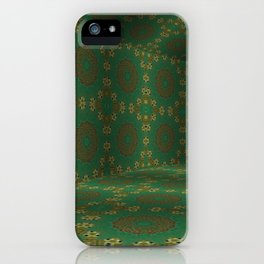 Iconic Hollows 17 iPhone Case