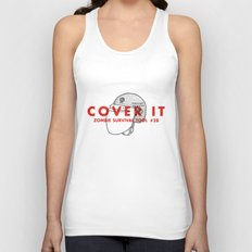 Cover it - Zombie Survival Tools Unisex Tank Top