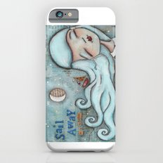 Sail Away - by Diane Duda iPhone 6s Slim Case