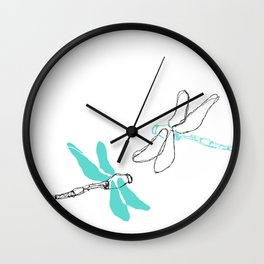 Aghi del diavolo. Wall Clock