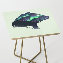 Northern Lights Side Table
