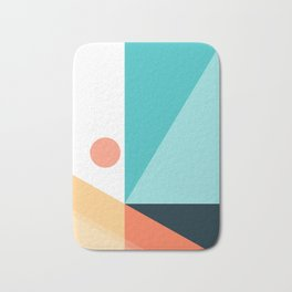 Geometric 1709 Bath Mat