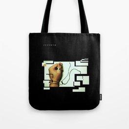 Crysp Tote Bag