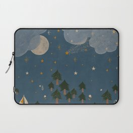 Let's go camping! Laptop Sleeve