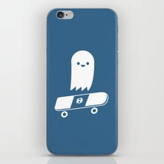 Skate Ghost iPhone & iPod Skin