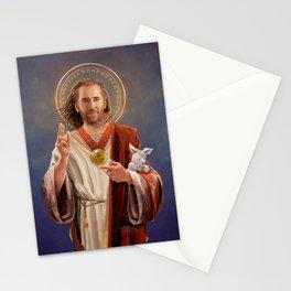 Saint Nicolas of Cage Stationery Cards