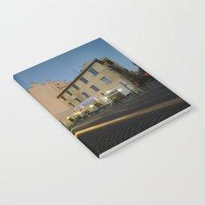 Marseille Dusk Notebook