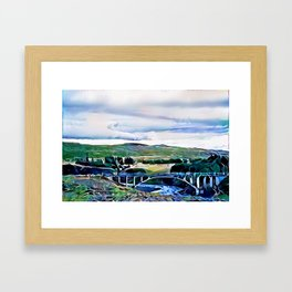Thingvellir Iceland Framed Art Print
