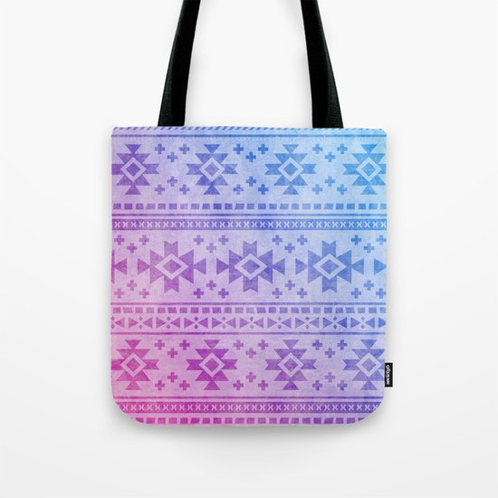Aztec Pattern 04 Tote Bag
