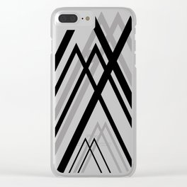 MOVING MOUNT△INS Clear iPhone Case