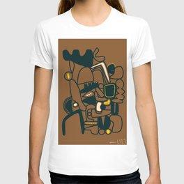 Here Again T-shirt