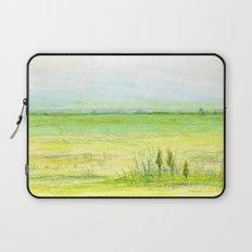 Green meadow Laptop Sleeve