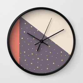 Nostalgia #2 Wall Clock