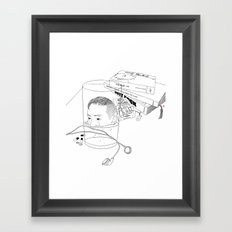 Life After You Framed Art Print