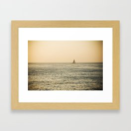 Simple Dream Framed Art Print