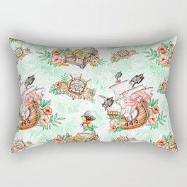 Pirate #1 Rectangular Pillow
