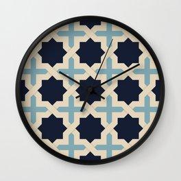 Arab Palaces VII Wall Clock