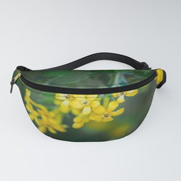 Yellow Blossoms 2 Fanny Pack