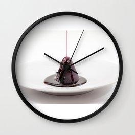 Cuberdons Wall Clock