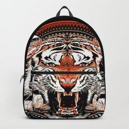 Metal Tiger Backpack